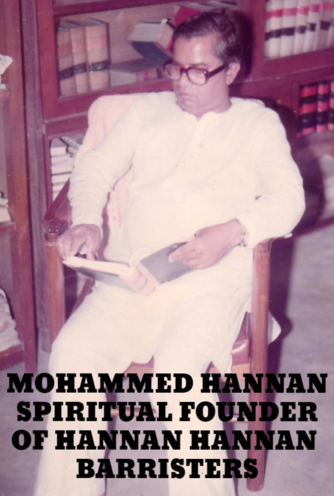 Moahmmad Hannan, Inspirational Founder